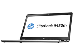HP EliteBook Folio 9480m Notebook PC