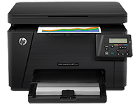 HP LaserJet Color Multi-Function Printers