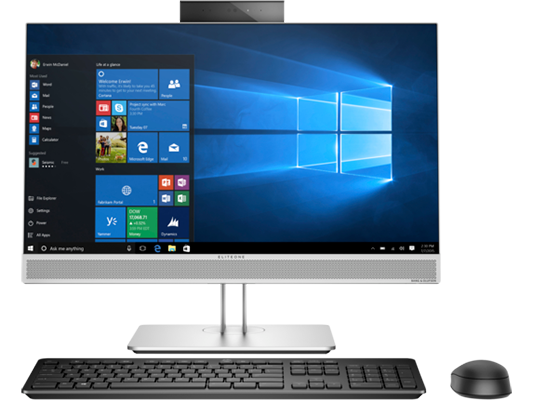 HP EliteDesk 800 G4 23.8-inch All-in-One PC